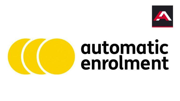 auto enrolment for pensions