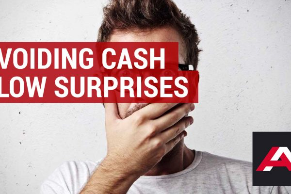 avoiding cash flow surprises