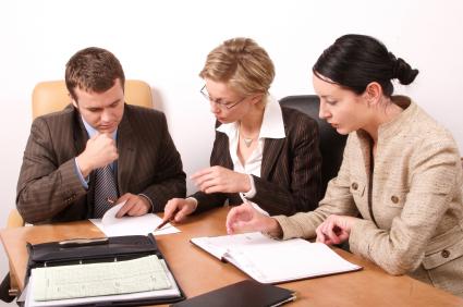Team work via outsourcing jobs
