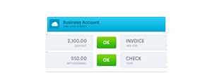 Xero Online Accounting Bank Accounts