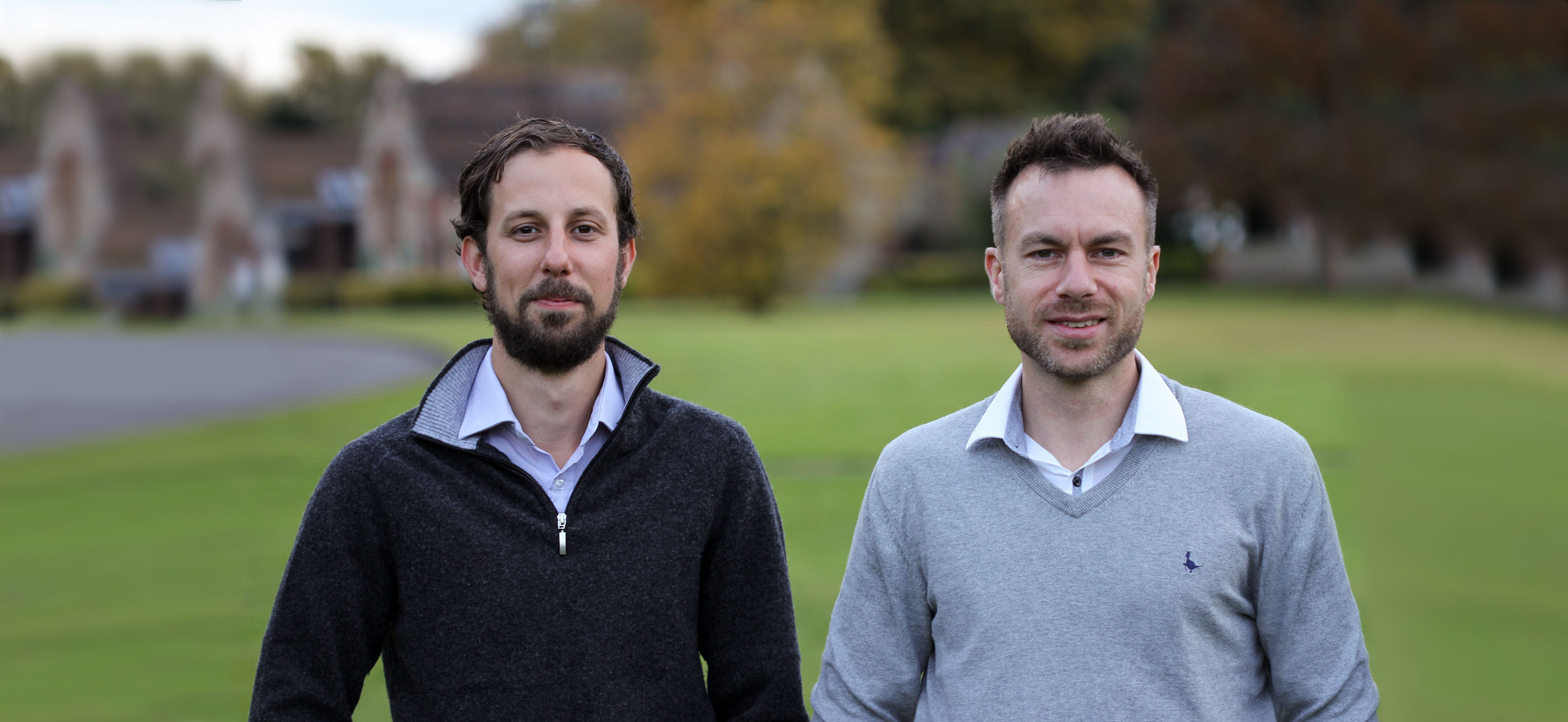 Matt Gair and Jon Green