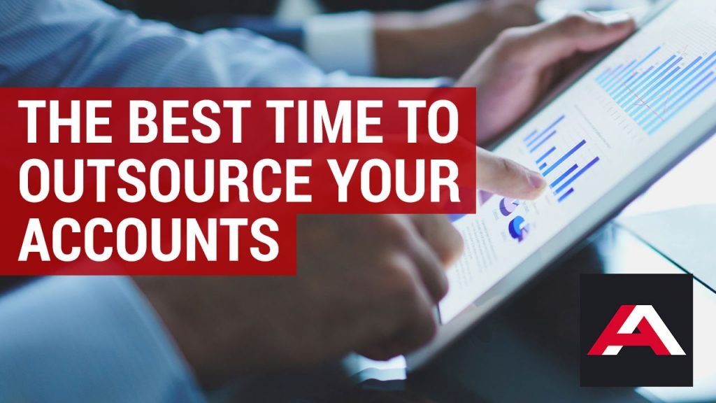 when is the best time to outsource your accounts