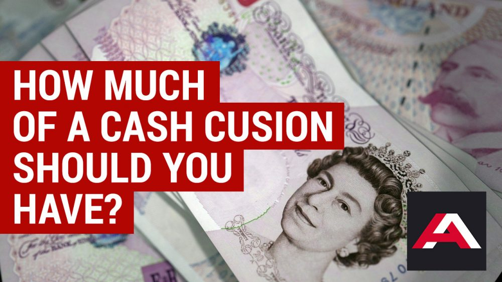 how much of a cash cusion should you have