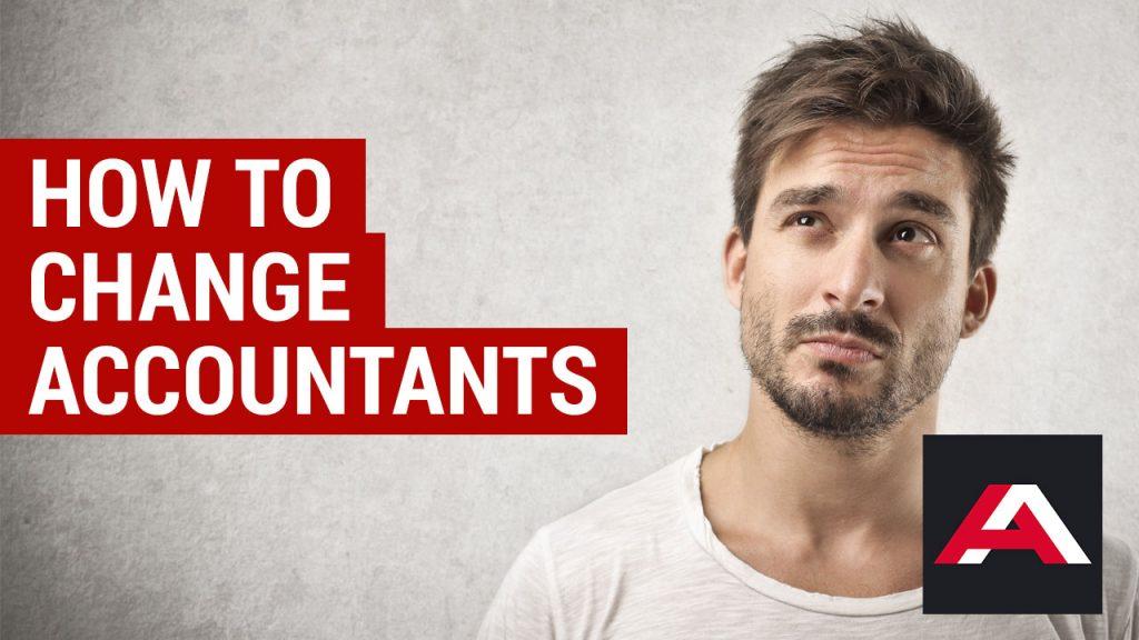 how to change accountants