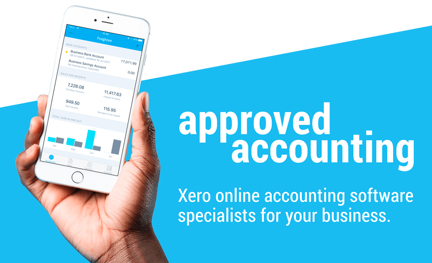 xero accounting software specialists in london