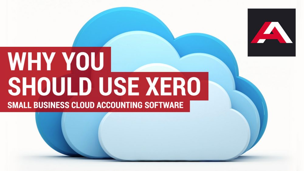 why use xero software for your small business accounting
