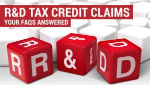 R&D Tax credit claims explained
