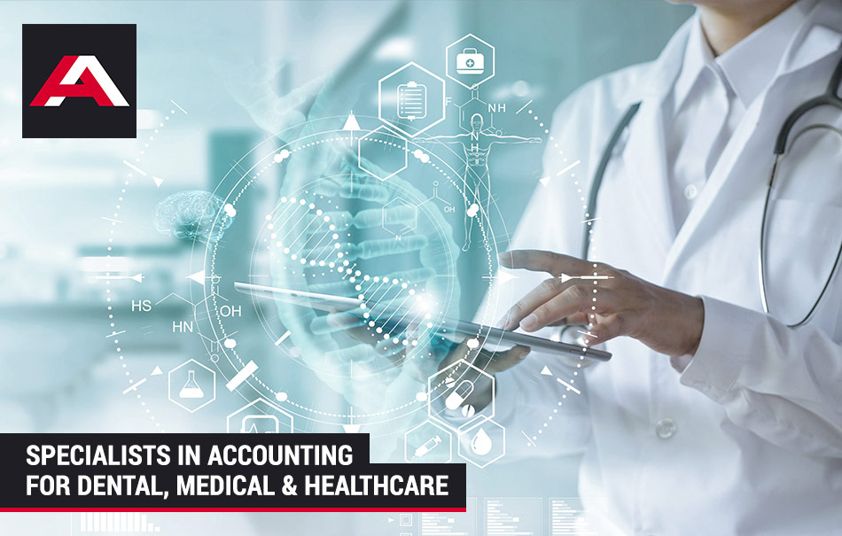 specialist accountants for dentists medical healthcare