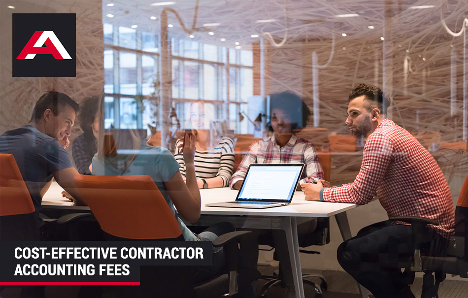 accounting fees for contractors