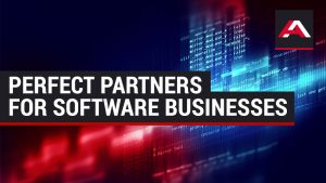 perfect partner for software businesses