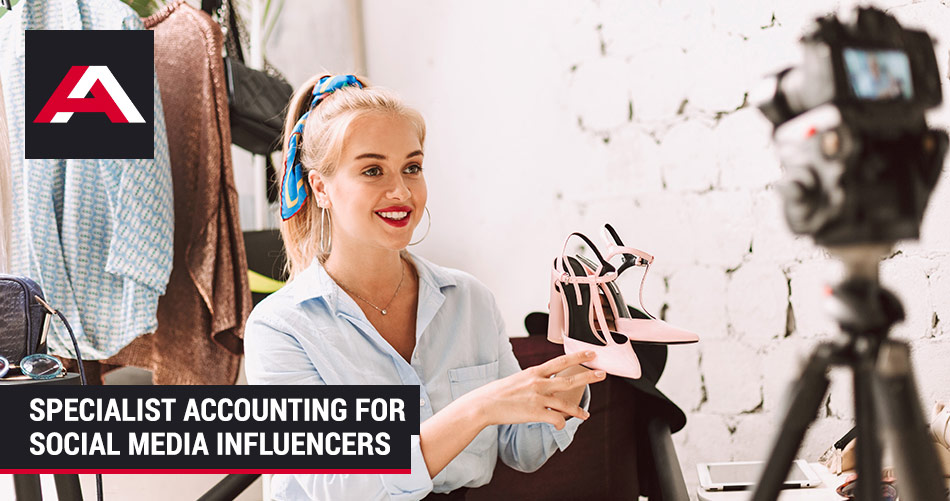 accountants for social media influencers and bloggers