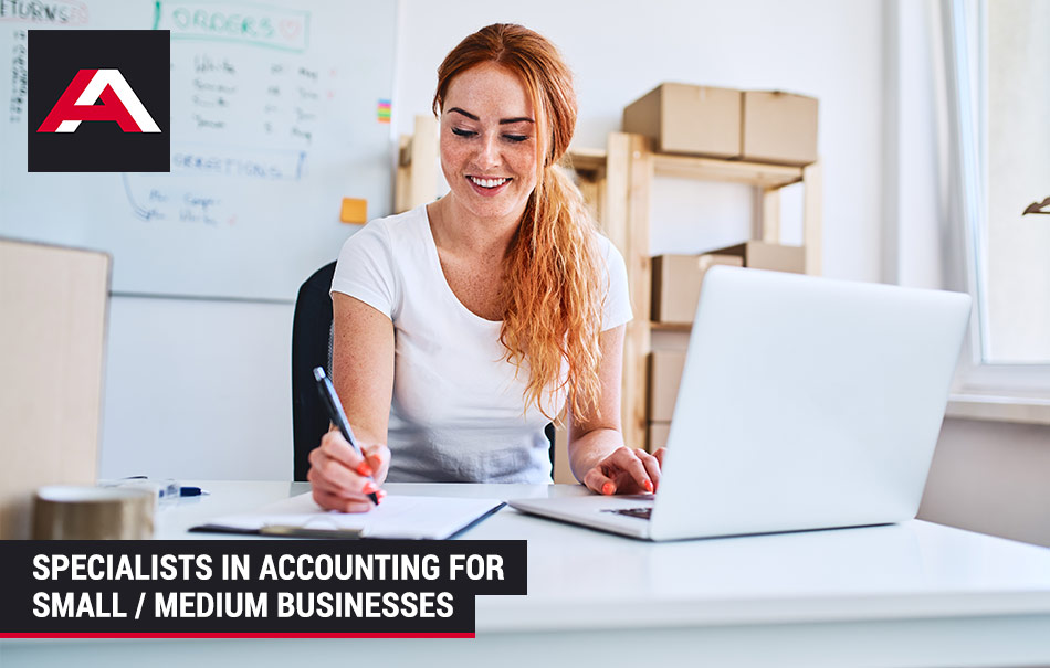 small business accounting specialists in Barking