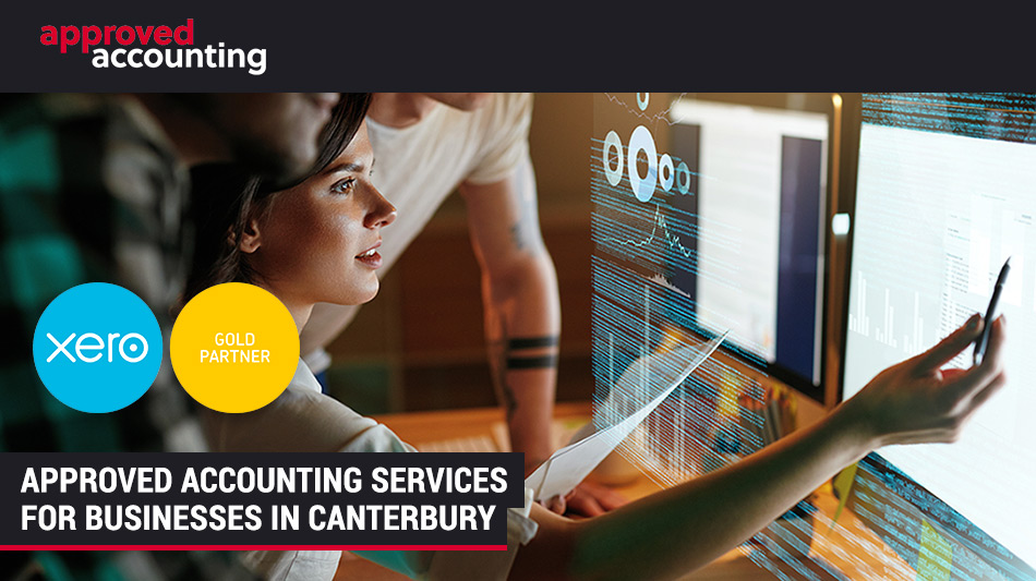 Accountant in canterbury